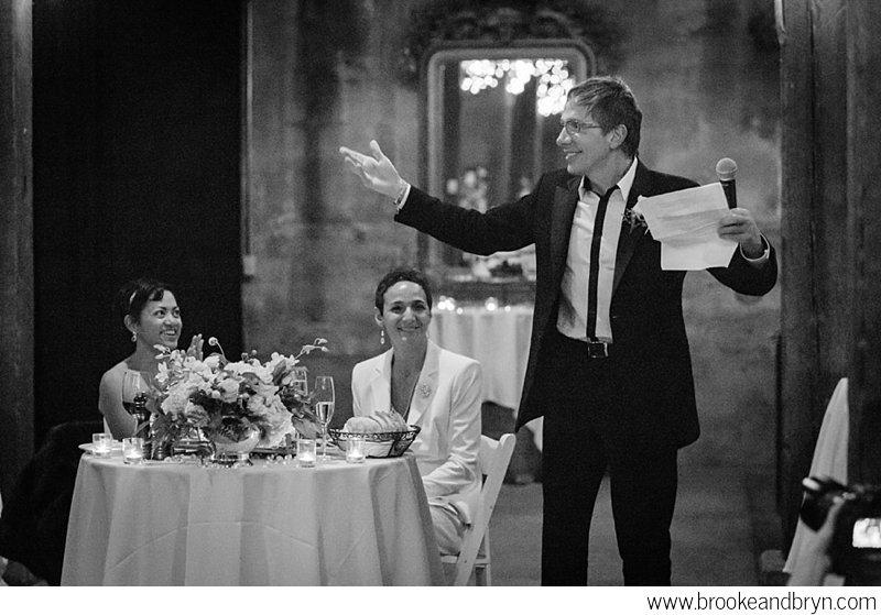 Murrieta's Well Livermore Winery Lesbian Wedding