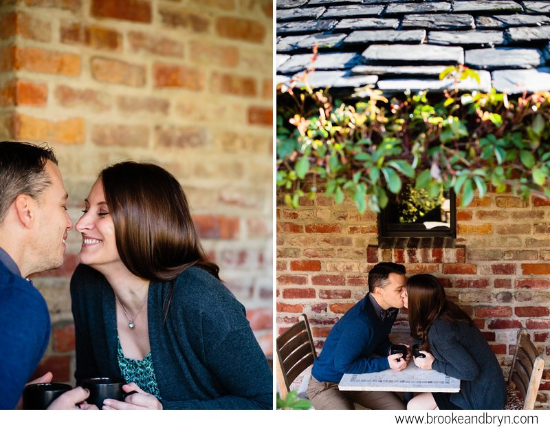 cafe engagement