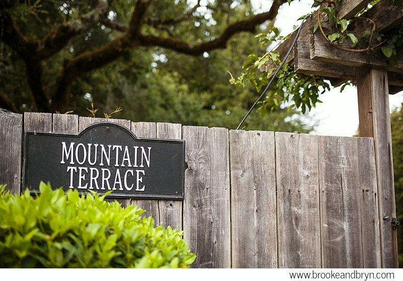 Mountain Terrace, Redwood City Wedding