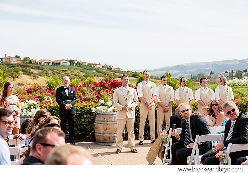 Bridges Golf Course Wedding San Ramon Ca