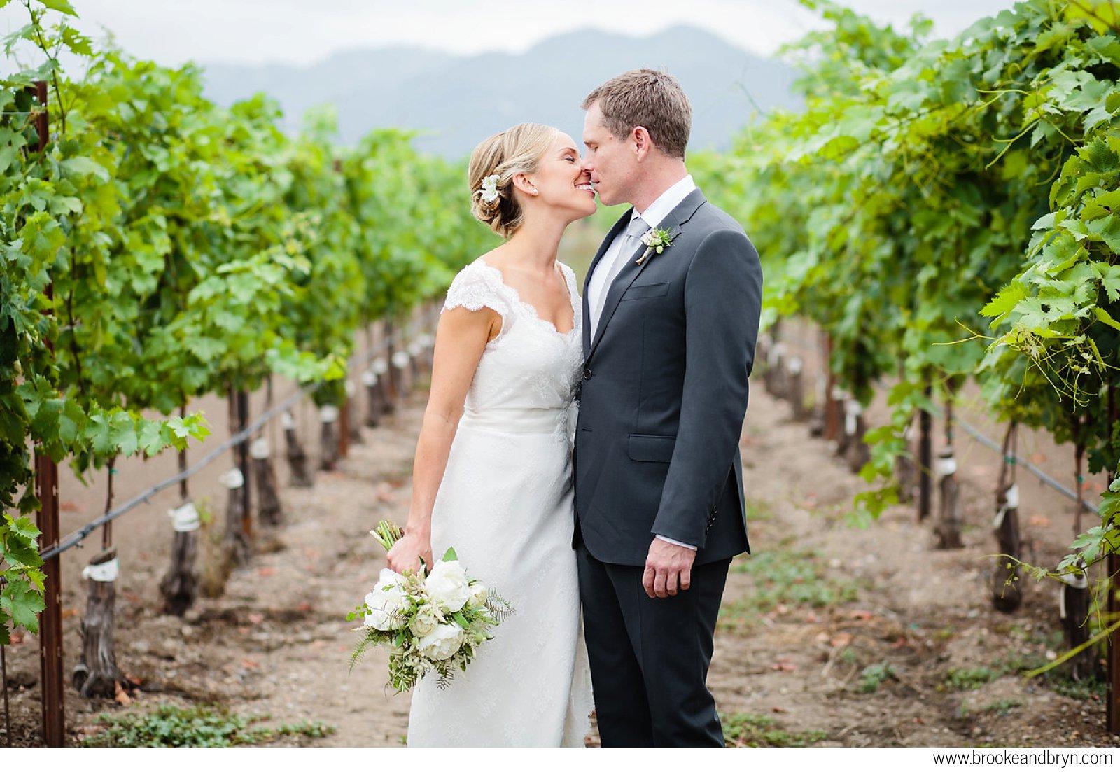 bride and groom trentadue