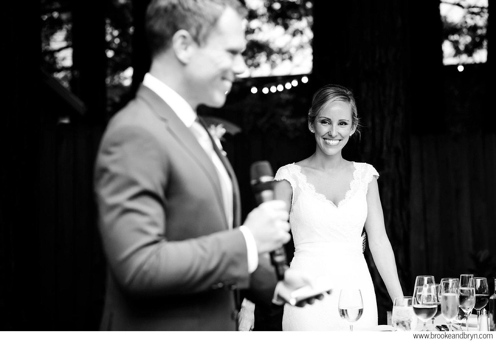 wedding reception trentadue